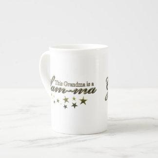 This Grandma is a Glam-ma Tea Cup
