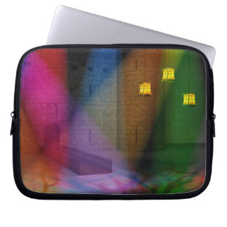 This Great Stage of Fools Laptop Sleeve