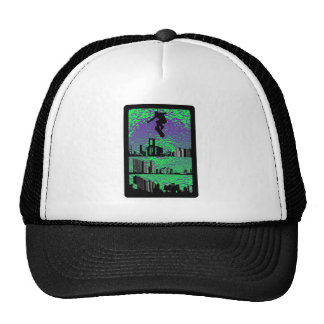 This Green Light Trucker Hat