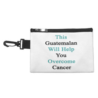 This Guatemalan Will Help You Overcome Cancer Accessories Bags