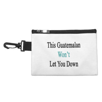 This Guatemalan Won't Let You Down Accessories Bags