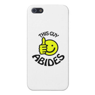 This Guy iPhone 5 Cover