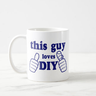 This Guy Loves DIY Coffee Mug