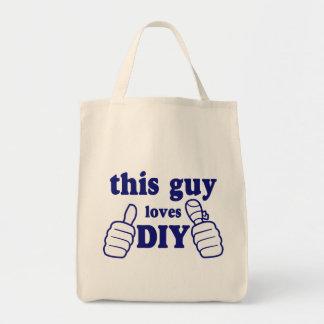 This Guy Loves DIY Tote Bag