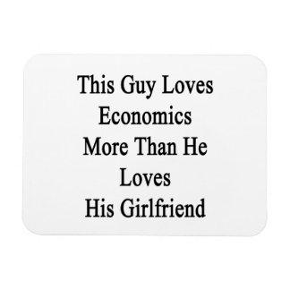 This Guy Loves Economics More Than He Loves His Gi Vinyl Magnets