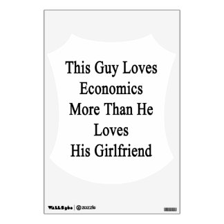 This Guy Loves Economics More Than He Loves His Gi Room Graphics