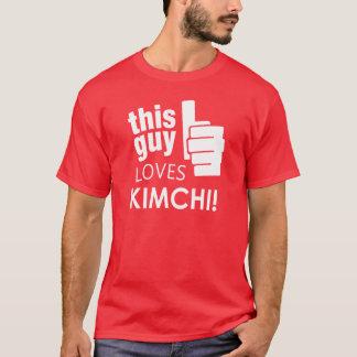This Guy Loves Kimchi! T-Shirt