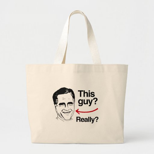 This guy Really Romney.png Bag