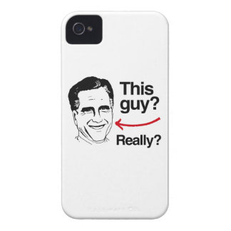 This guy Really Romney.png Blackberry Cases