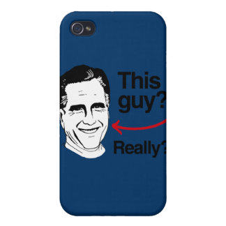 This guy Really Romney.png iPhone 4/4S Cases