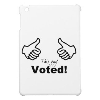 This Guy Voted iPad Mini Covers