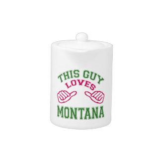This Guys Loves Montana