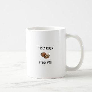 This Guy's Nuts Mug