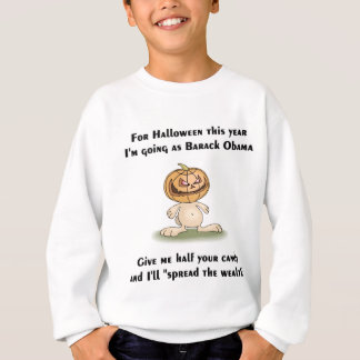 This Halloween I'm going as Barack Obama Sweatshirt