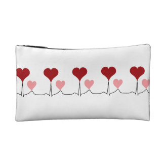 This Heartbeat is For You Cosmetic Bag