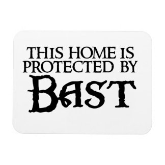 This home is protected by Bast Magnet