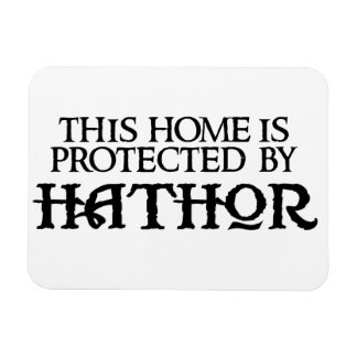 This home is protected by Hathor Magnet