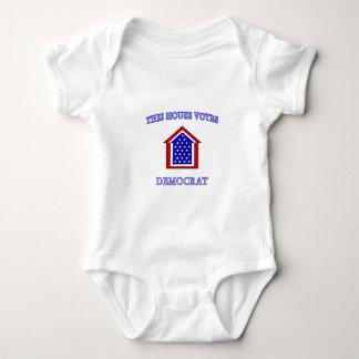 This House Votes Democrat Infant Creeper