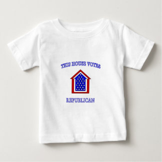 This House Votes Republican Baby T-Shirt