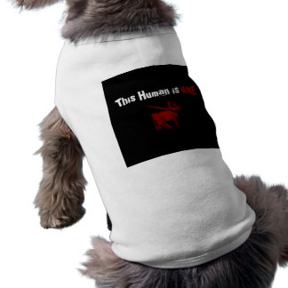 This Human is MINE - Black Shirt