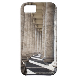 This image was taken inside the portico of Saint 2 iPhone SE/5/5s Case