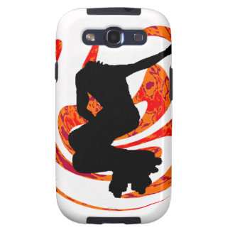 THIS INLINE SKATER SAMSUNG GALAXY SIII COVERS