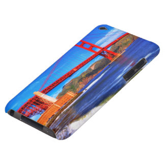 This is a 3 shot HDR image of the Golden Gate iPod Touch Case-Mate Case
