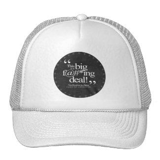 This is a Big F-ing Deal - Joe Biden Trucker Hat