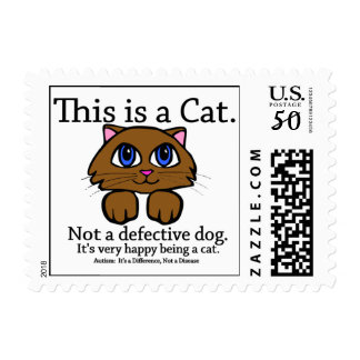 This is a Cat Stamps