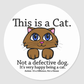 This is a Cat Stickers