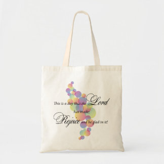 This is a Day the Lord has made Tote Bag