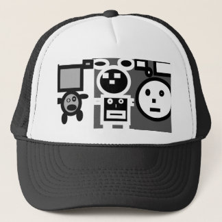 This is A-H Trucker Hat