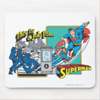 This is a job for�Superman 2 Mouse Pad
