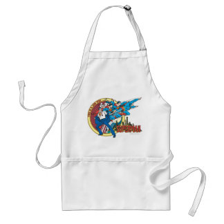 This is a job for�Superman Adult Apron