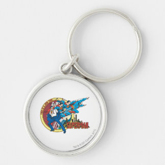 This is a job for�Superman Key Chains