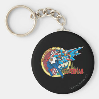 This is a job for�Superman Keychain