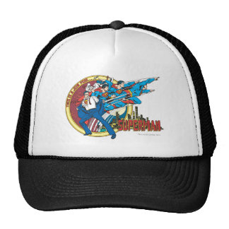 This is a job for�Superman Mesh Hat