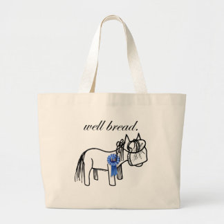 this is a ponytoast bag