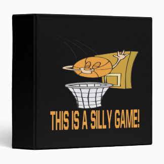 This Is A Silly Game Binder