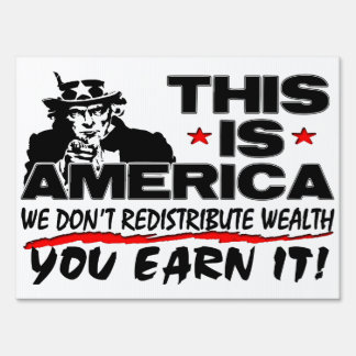 This is America! Yard Sign
