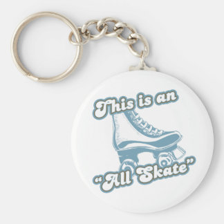 This is an All Skate Keychain