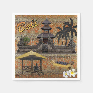 This is Bali Paper Napkin