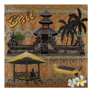 This is Bali Poster