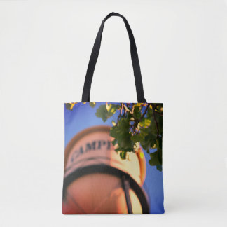 This is Campbell CA, Historical Water Tower Tote
