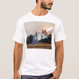 THIS IS CONSIDERED A BAD LANDING! ... T-Shirt