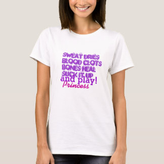 This is Fastpitch, Suck It Up T-Shirt