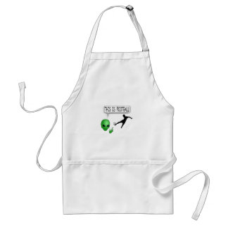 This Is Football Adult Apron