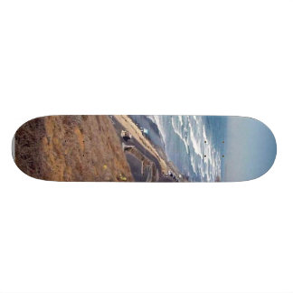 This Is From Torrey Pines State Park Custom Skateboard