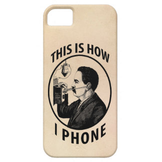 This Is How I  Phone iPhone 5 Case