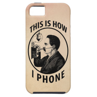 This Is How I  Phone iPhone SE/5/5s Case